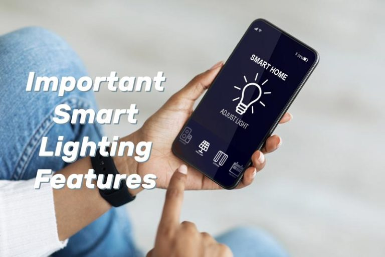 smart-home-control-by-phone-gadget-in-female-hand-What-is-the-Best-Smart-Lighting-Brand